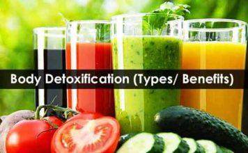 body detoxification methods and benefits