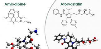 amlodipine & atorvastatin