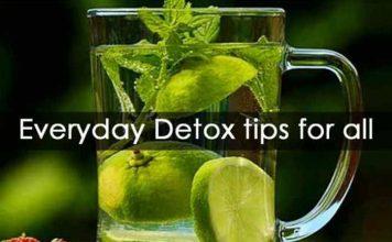 everyday detox tips for all