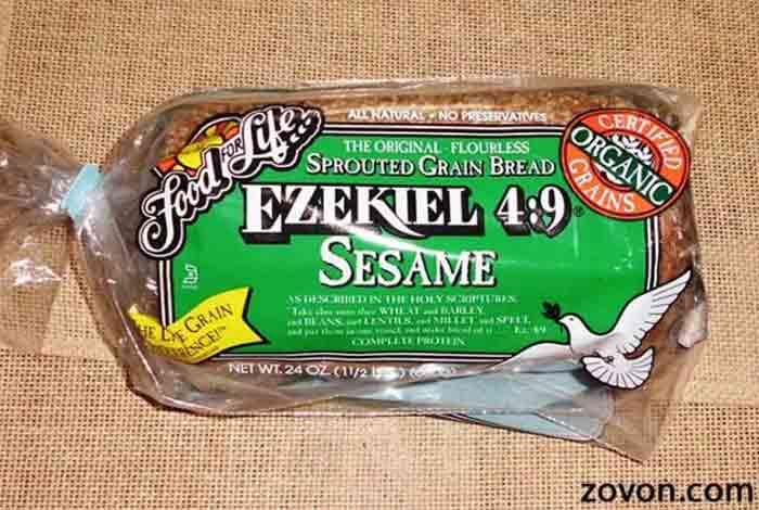 ezekiel 49 bread