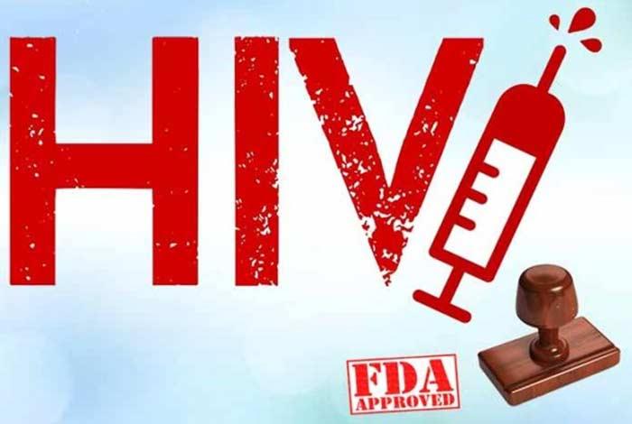 first 2 drug HIV regimen approved by FDA