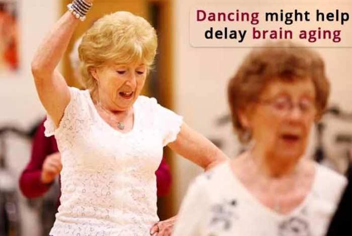 dancing might help delay brain aging