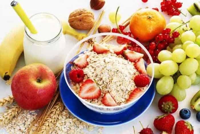 decreased dairy consumption