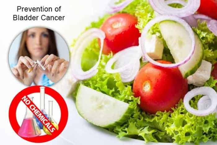 prevention of bladder cancer