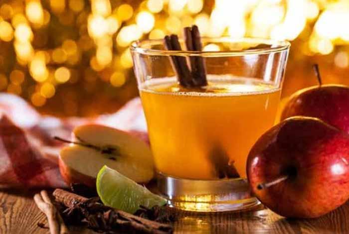 cinnamon and apple cider vinegar