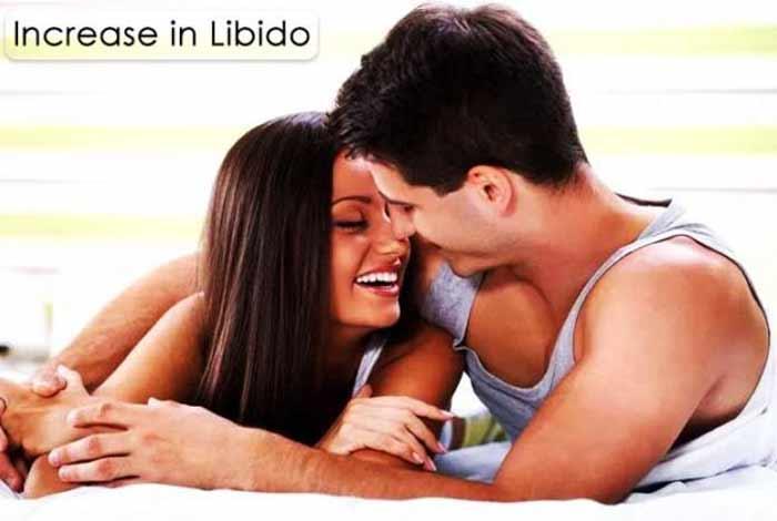 increased libido