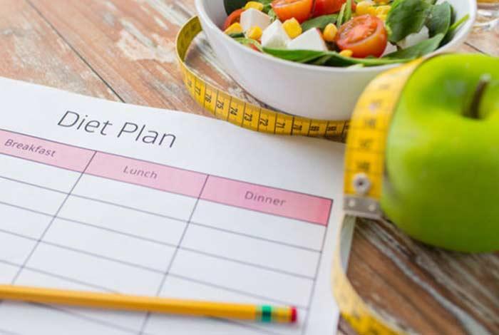 planning the diet