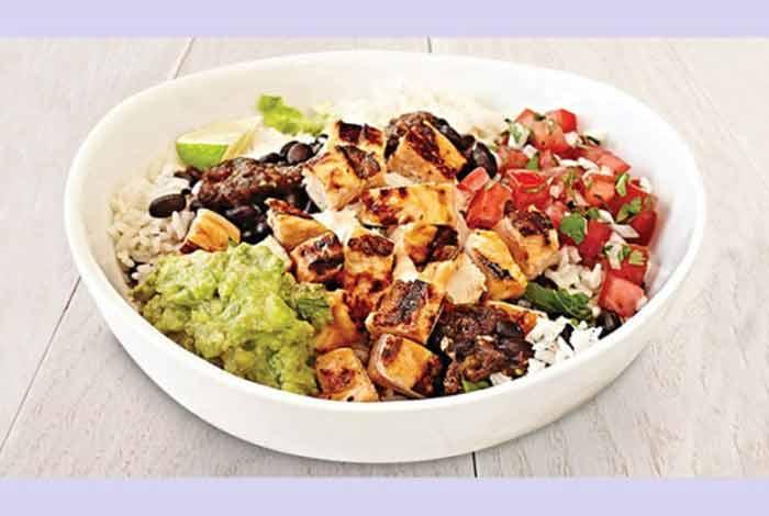 dietitian view on vegetarian fast food
