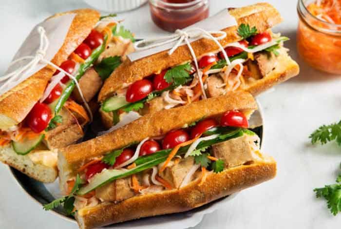 watch the ingredients in vegetarian fast foods