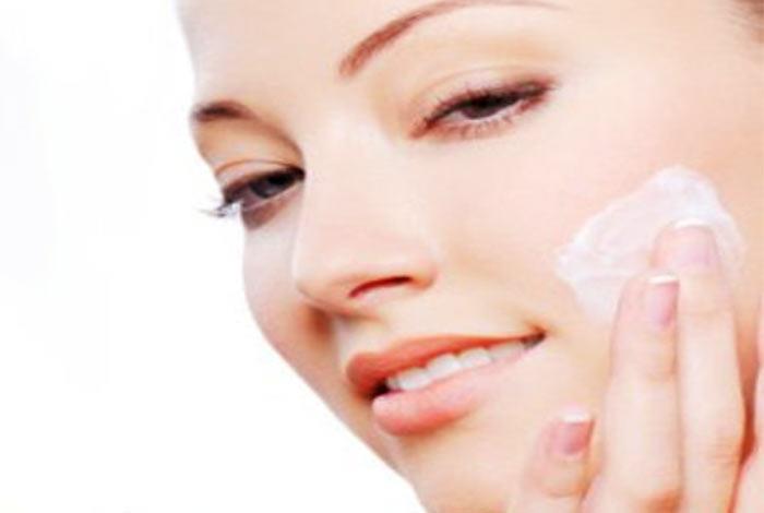 use a light moisturizer