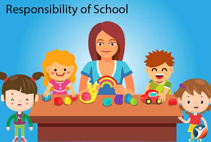 Responsibility of School