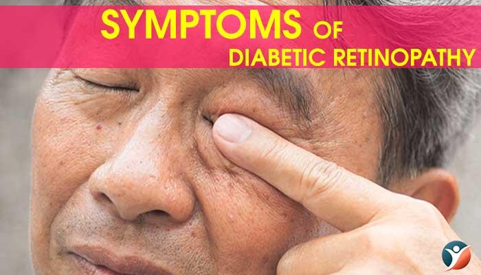 diabetes retinopathy symptoms