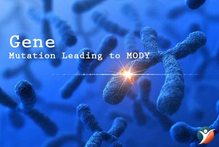Gene Mutation Leading to MODY