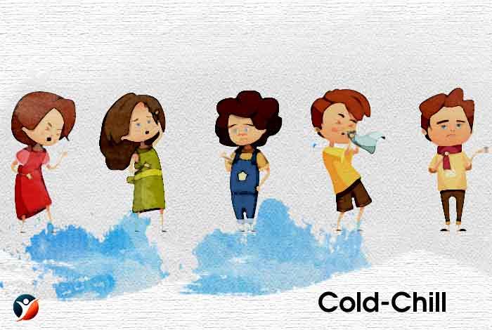 Cold chills