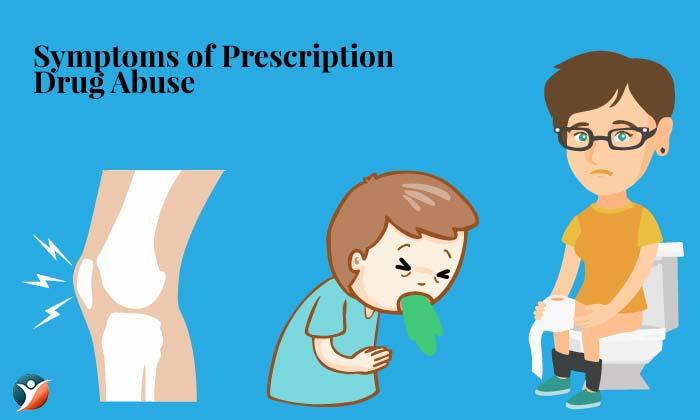 Symptoms of Prescription Drug Abuse